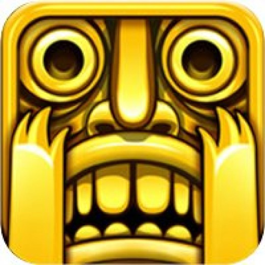 Temple Run is so addictive and simple you'll need a support group to stop playing it!