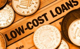 This is the stuff many dreams are made of, but look at the caption again. Lo Cost Loans tells you that even here, you are going to be plagued by interest and compound interest on long term loans.