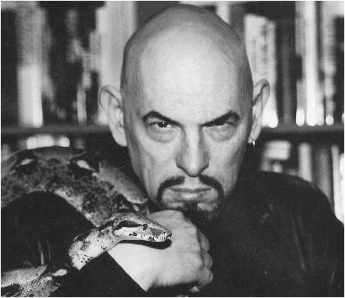 Anton LaVey: Who took him seriously?  Not me.  Not anyone I knew.  But my grandmother, to her his theater was the real thing.