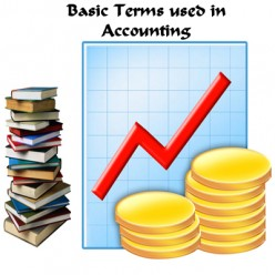 Basic Terms used in Accounting