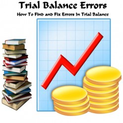 Trial Balance Errors - How To Find Errors In Trial Balance