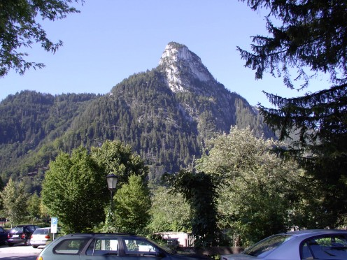 The Kofel, Oberammergau's Signature Mountain