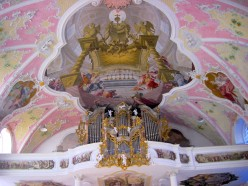 Parish Church Organ Gallery