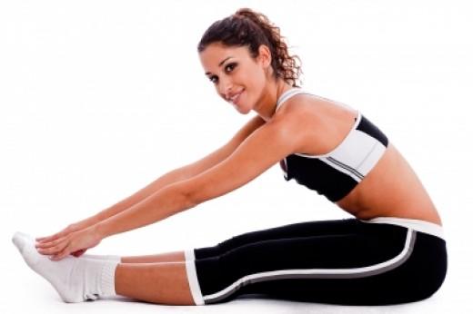 Lower abdominal exercises for women