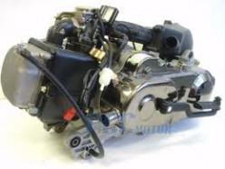 """Originally designed by Honda, the GY6 is the most common """"50cc"""" motor that is found in most scooters.  Actually, it is more precisely a 49.5cc (49-1/2 cc)-sized  scooter motor."""