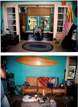 Teen Bedroom Makeover: Fun Surf-Shack Look