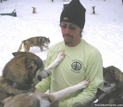 Ken, from Peacepups, sharing the love.