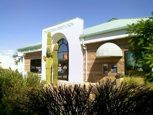 A Local Credit Union