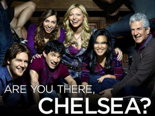 Are You There Chelsea Cast and Characters