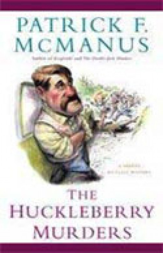 Read this guy.  Pat McManus is one of the funniest guys I have ever read.