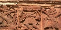 Lord Rama & Lord Lakshmana fighting with Ravana