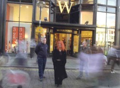 The Liverpool Time Slips and Mysterious Occurances in Bold Street