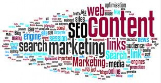 Which method will you focus on to attract online traffic?
