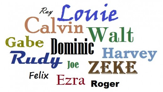 Retro Cool Hipster Vintage Baby Names For Boys