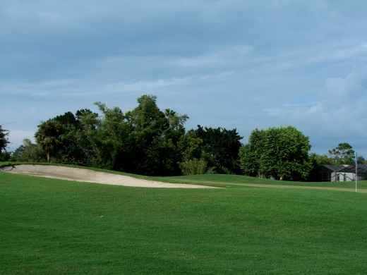 Swingers will love Naples golf courses.