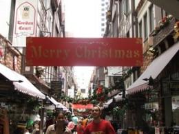 Christmas Decorations, Perth, WA