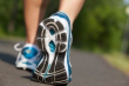 Get those walking shoes on! Just 15 minutes a day can cut your chocolate cravings--besides, exercise is good for you!
