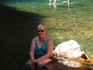 The author at Emma Gorge, Kimberleys