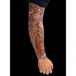 Mens Tattoo Sleeves and Tribal