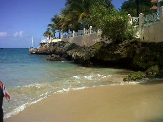 "Store Bay ""Tobago"""