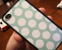 DIY Iphone Decorative Cell Phone Case