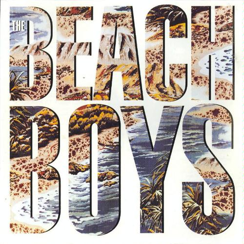 Cover of The Beach Boys' self-titled 1985 album. Image used for illustrative purposes only