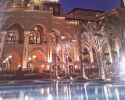 The Palace, The Old Town Hotel Dubai