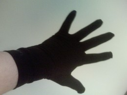 Lightweight liner gloves for extra warmth under your regular cycling gloves