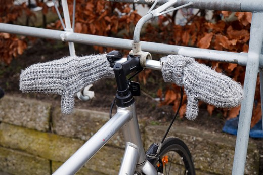 Pay attention to your cycling glove choice this winter