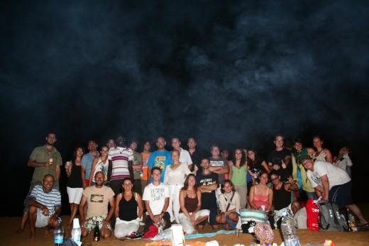 Couchsurfing Beach BBQ - Malta