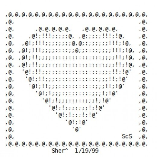 See all 33 photos for Ascii text decoration