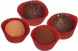 Sonoma County Winegrape Chocolate Truffles