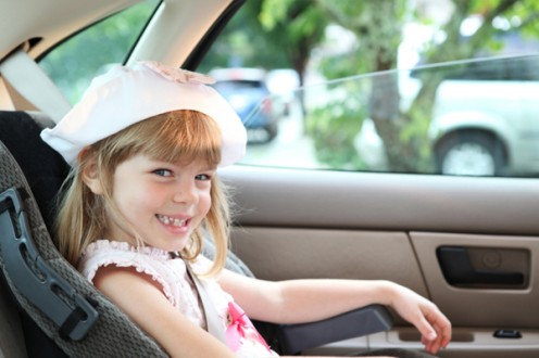 Protect the health and safety of your child with proper car seats or boosters