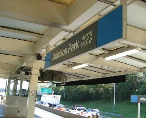 Jefferson Park Blue Line