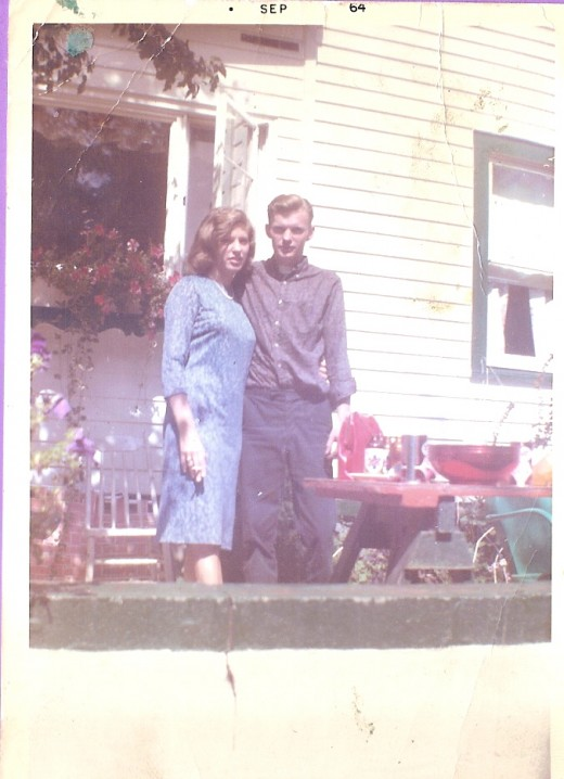 Here we are in May of 1964.