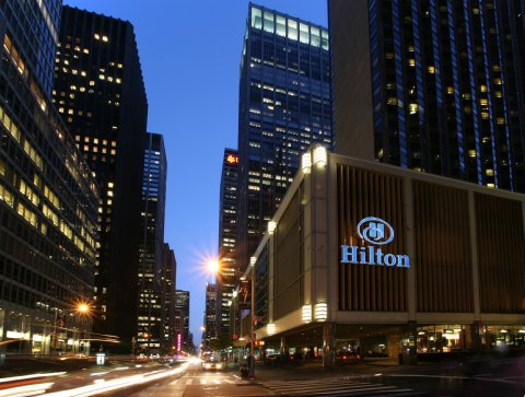Hilton Hotel - New York City