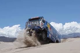 Truck in the dunes!