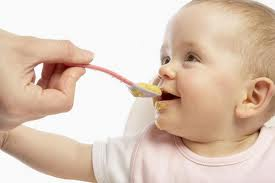 check the meal before serving your baby