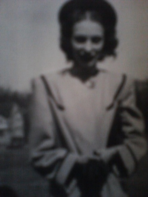 Mom when she was young