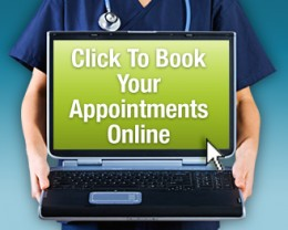 Do you want to book an Online Appointment today wi