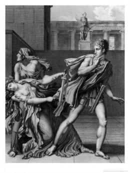 Phaedra, 1824