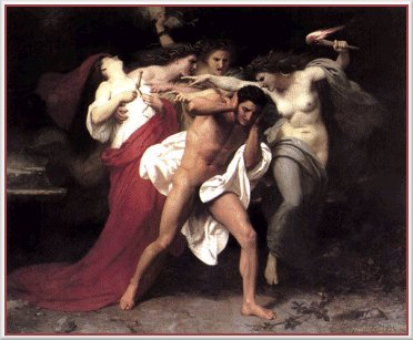 Orestes and the Erinnyes