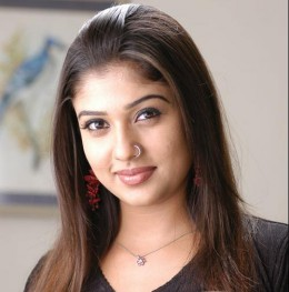 South Indian actress Nayanthara from movie 'Lakshmi'