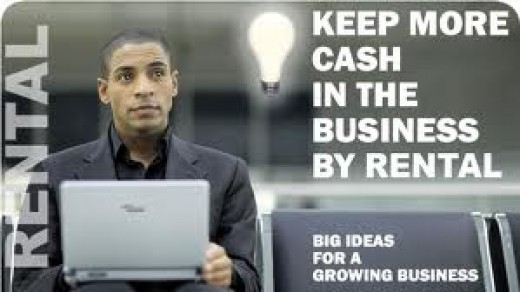 Capital is king when starting a business so keep your IT equipment off your balance sheet and manage your cash flow more efficiently with laptop rentals