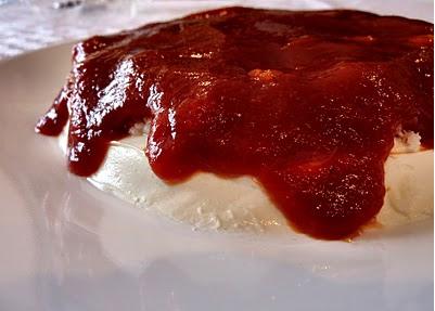 Crabmeat, Creamcheese & Chili Sauce Dip