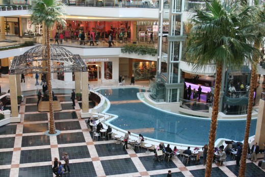 Somerset Atrium January 2012