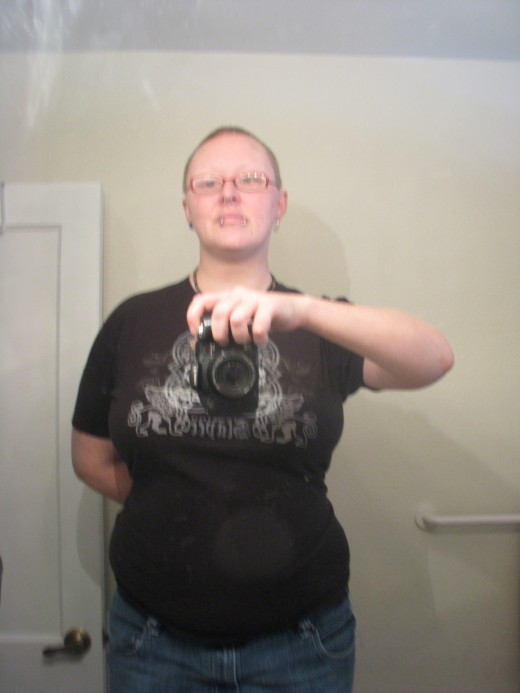 This is me as of January 2012, 130 pounds lighter!