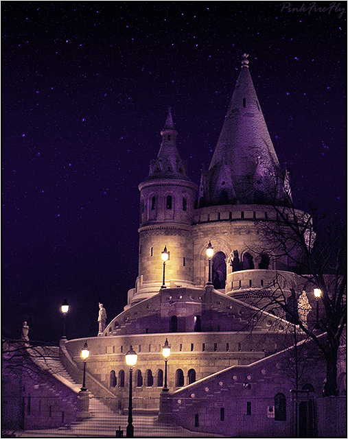 Fisherman's Bastion in Buda Castle