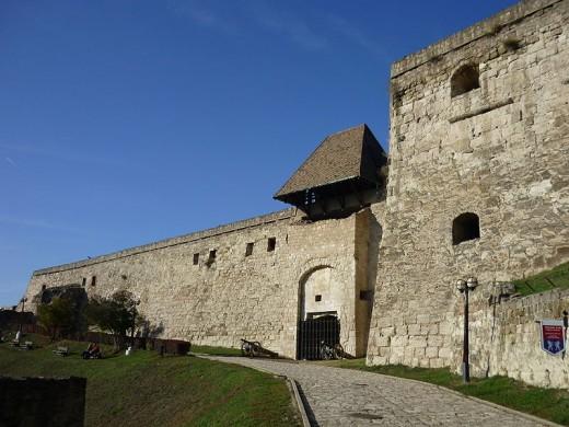 Hyppolit Gate, Eger Castle