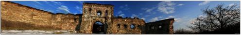 Eger Castle wall